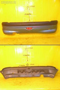 Бампер на Peugeot 206 2ANFU 7410.L5, Заднее расположение
