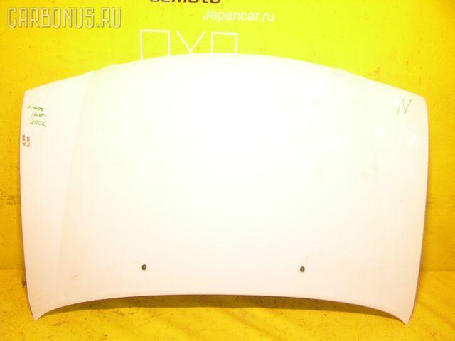 Капот TOYOTA CAMI J100E. Фото 3