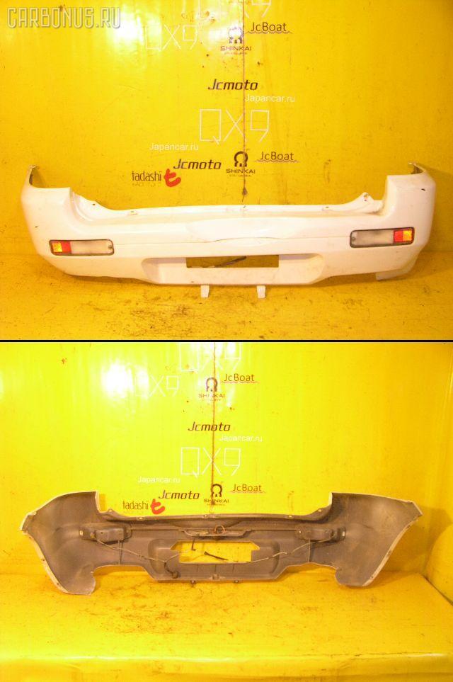 Бампер TOYOTA CAMI J100E. Фото 1