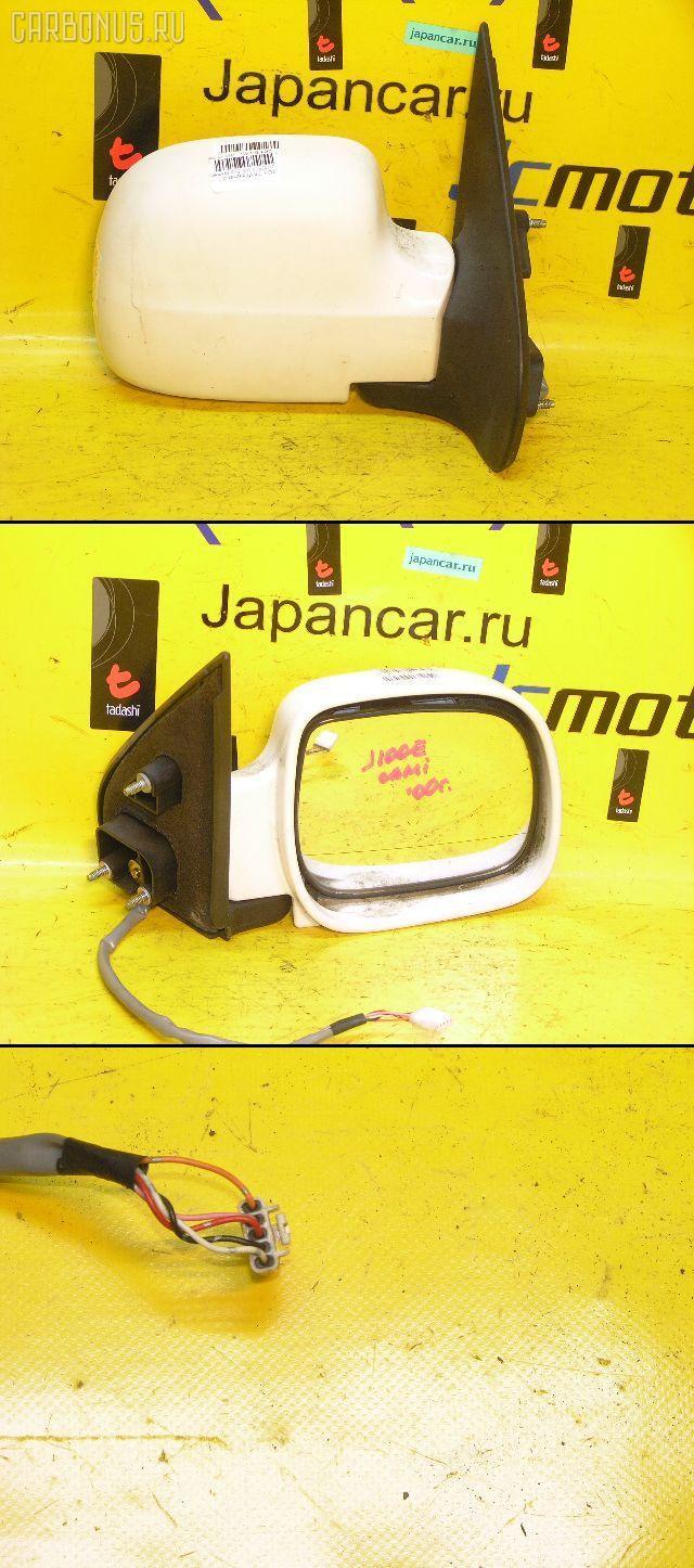 Зеркало двери боковой TOYOTA CAMI J100E. Фото 7