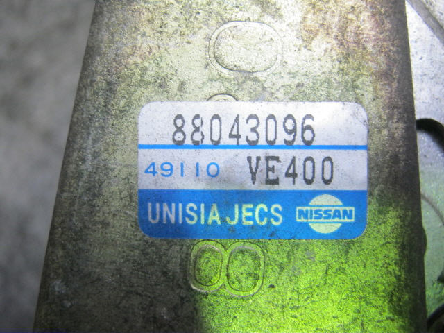 Гидроусилитель NISSAN ELGRAND ALE50 VG33E. Фото 6
