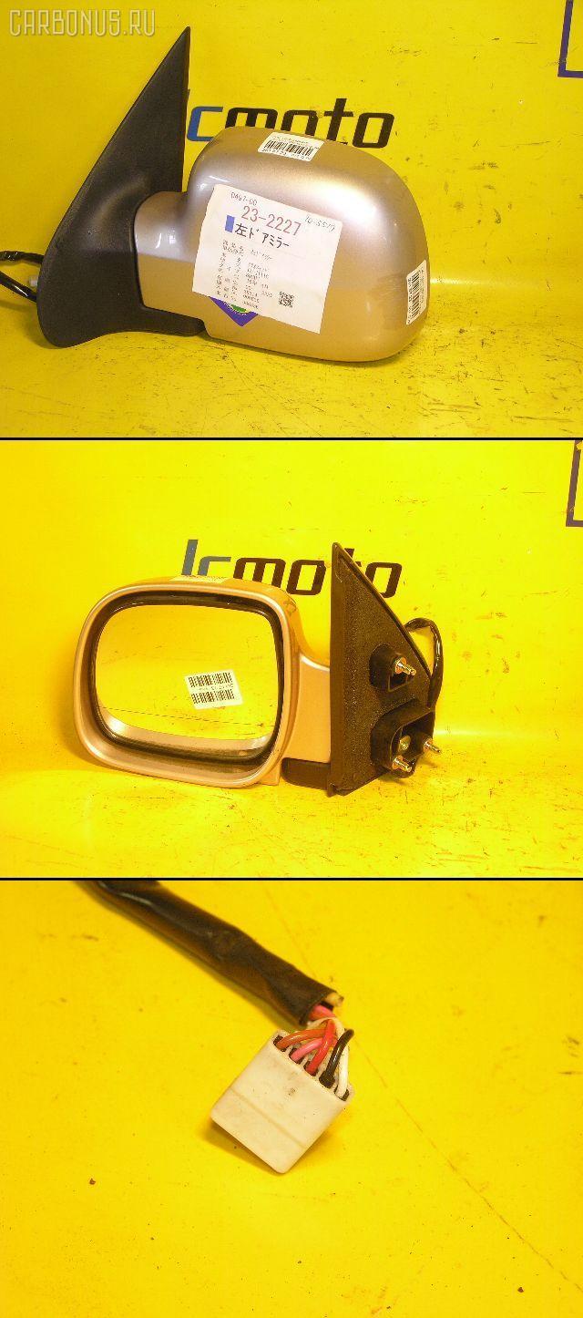 Зеркало двери боковой DAIHATSU TERIOS KID J111G. Фото 11