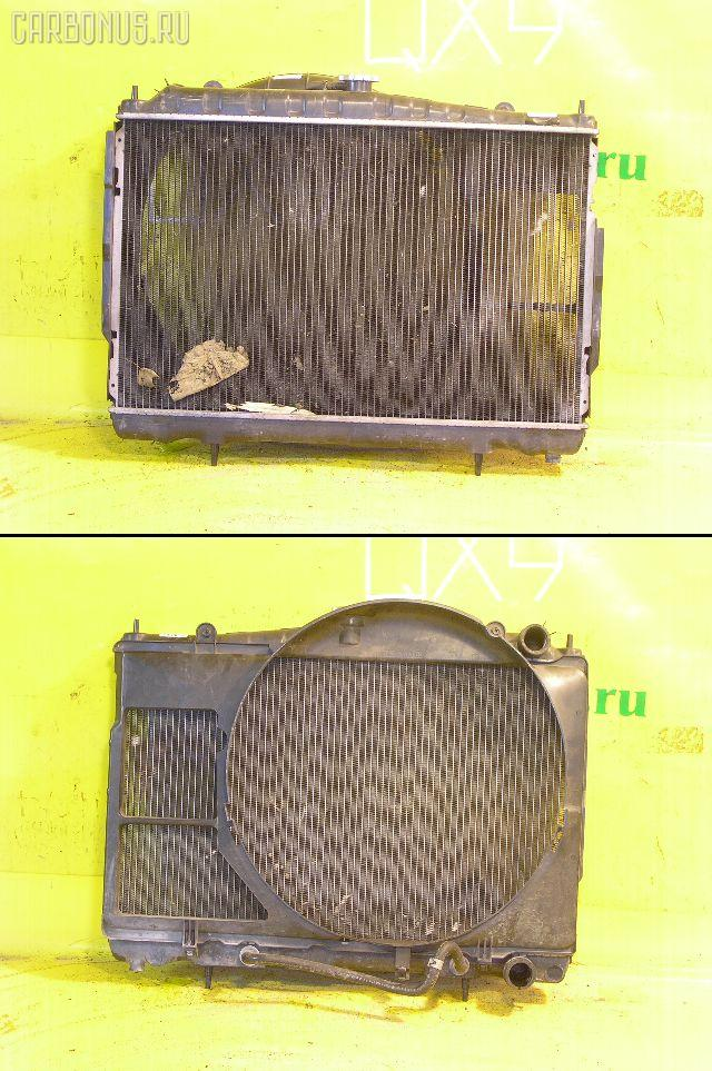 Радиатор ДВС NISSAN SKYLINE ER34 RB25DE. Фото 2