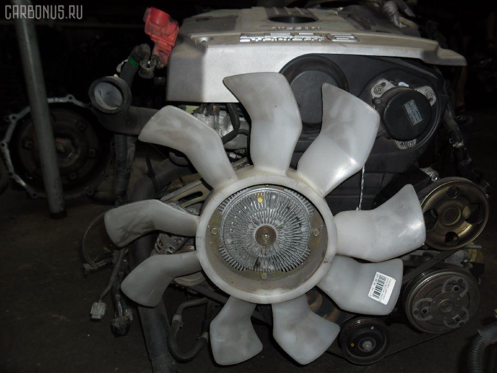 Двигатель NISSAN SKYLINE ER34 RB25DE. Фото 1