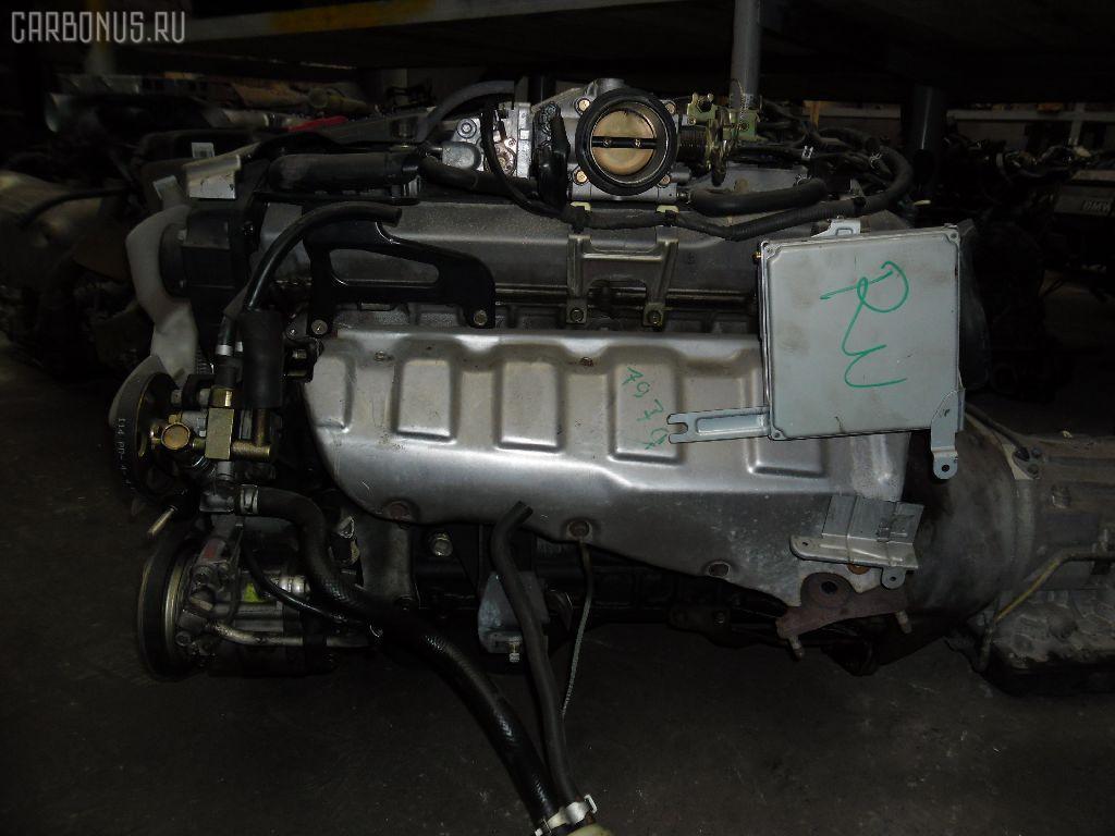 Двигатель NISSAN SKYLINE ER34 RB25DE. Фото 3