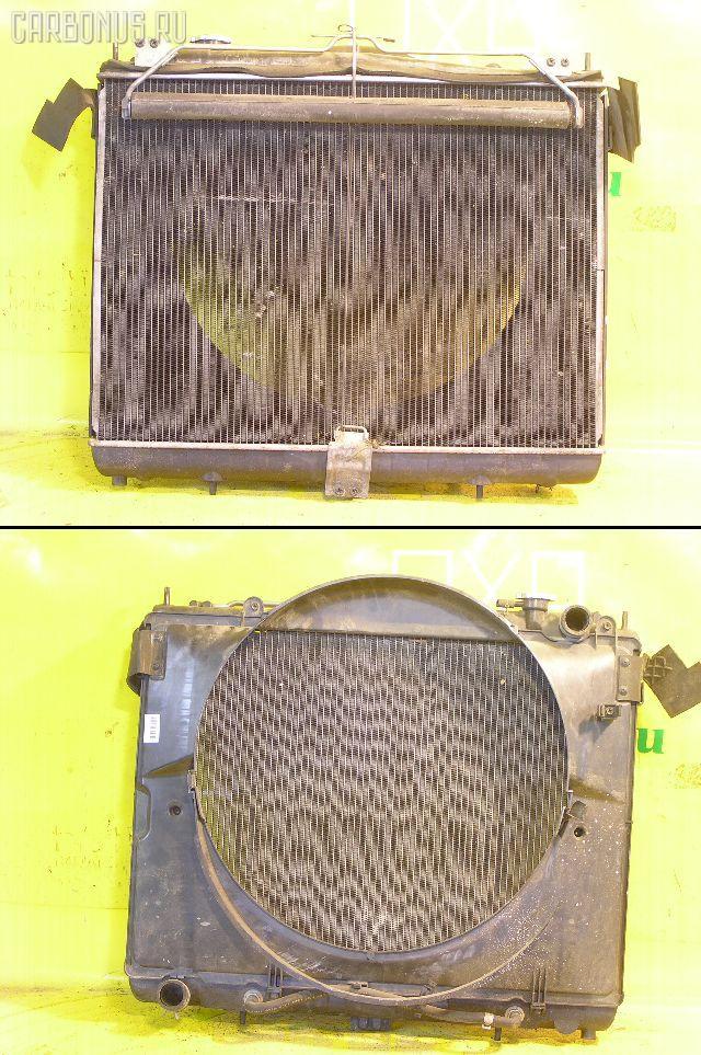 Радиатор ДВС NISSAN ELGRAND ATWE50 ZD30DDTi. Фото 10