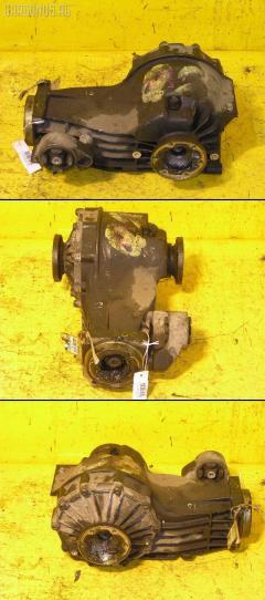 Редуктор на Volkswagen Passat 3BAPRF APR CUC VAG 01R500043F  4B3599125  4B3599381, Заднее расположение