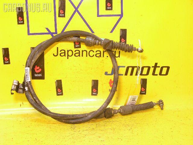 Тросик на коробку передач TOYOTA CALDINA ST195G 3S-FE. Фото 2