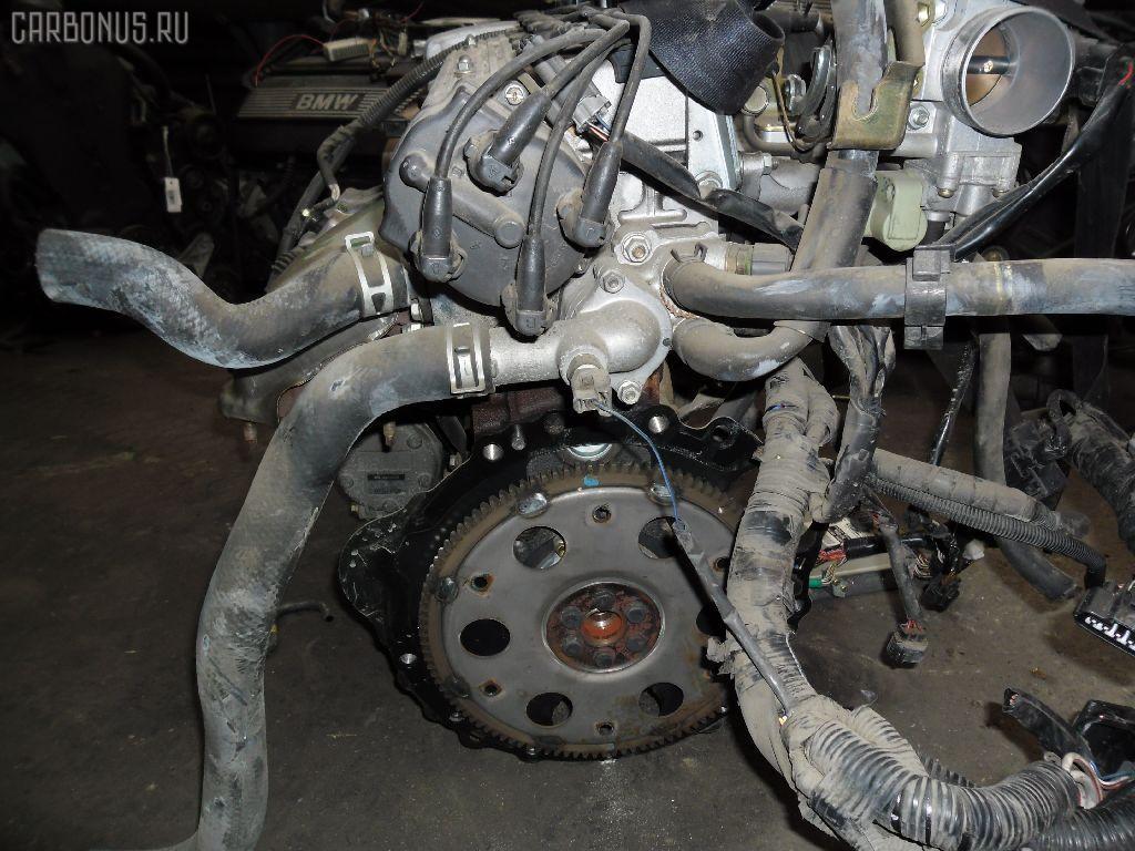 Двигатель TOYOTA CARINA AT191 7A-FE. Фото 1