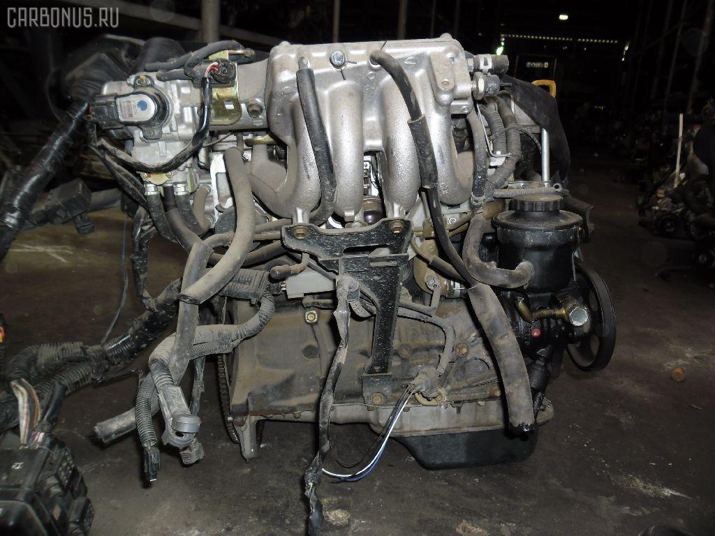 Двигатель TOYOTA CARINA AT191 7A-FE. Фото 5