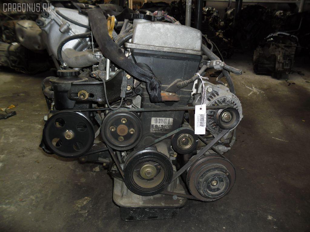 Двигатель TOYOTA CARINA AT191 7A-FE. Фото 6