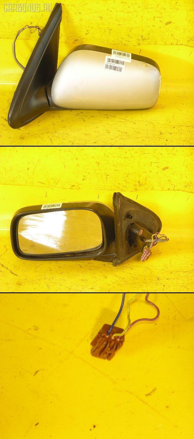 Зеркало двери боковой NISSAN PULSAR FN15. Фото 8