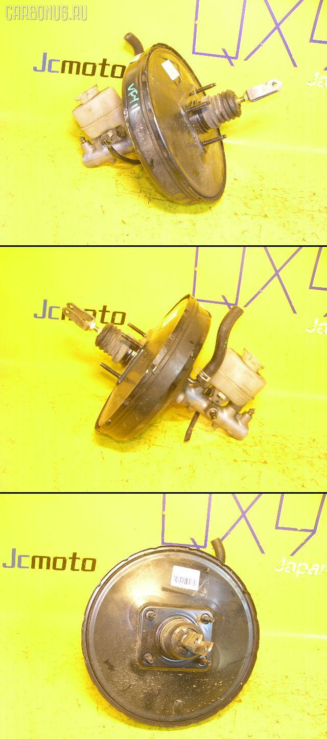 Главный тормозной цилиндр NISSAN AD VAN VFY11 QG15DE. Фото 3