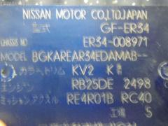 Стекло Nissan Skyline ER34 Фото 2