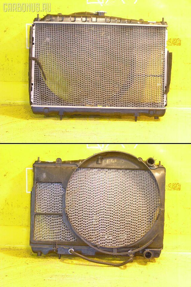 Радиатор ДВС NISSAN SKYLINE ER34 RB25DE. Фото 3