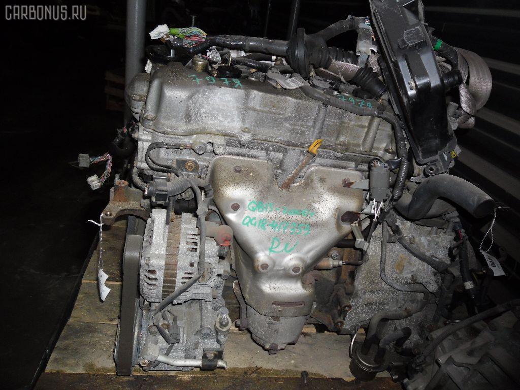 Двигатель NISSAN SUNNY QB15 QG18DD. Фото 3