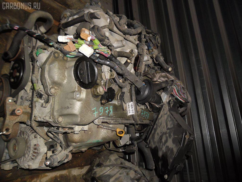 Двигатель NISSAN SUNNY QB15 QG18DD. Фото 4