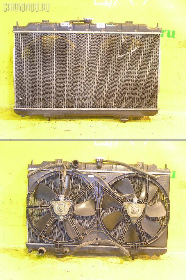 Радиатор ДВС NISSAN SUNNY QB15 QG18DD. Фото 7