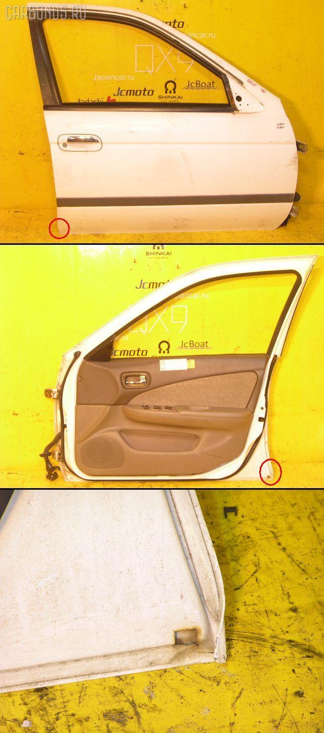 Дверь боковая NISSAN SUNNY QB15. Фото 2