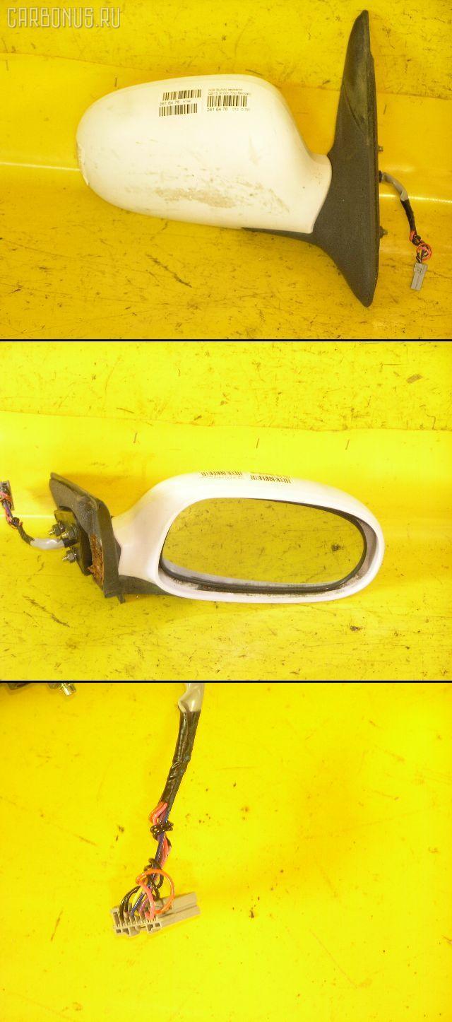 Зеркало двери боковой NISSAN SUNNY QB15. Фото 2