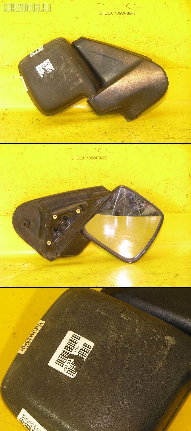 Зеркало двери боковой MAZDA BONGO SKF2V. Фото 1
