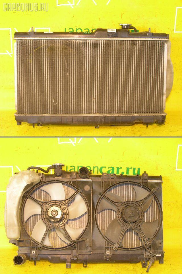 Радиатор ДВС SUBARU LEGACY WAGON BH5 EJ20. Фото 3