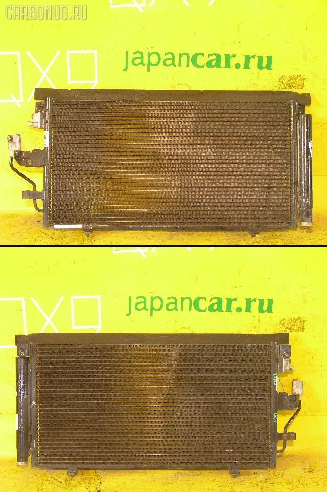 Радиатор кондиционера SUBARU LEGACY WAGON BH5 EJ20. Фото 5