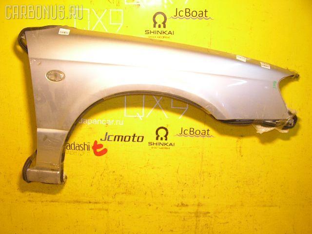 Крыло переднее SUBARU LEGACY WAGON BH5. Фото 7