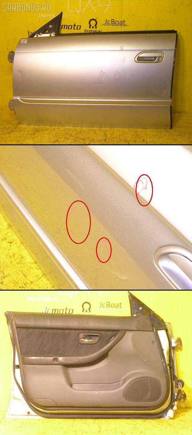 Дверь боковая SUBARU LEGACY WAGON BH5. Фото 3
