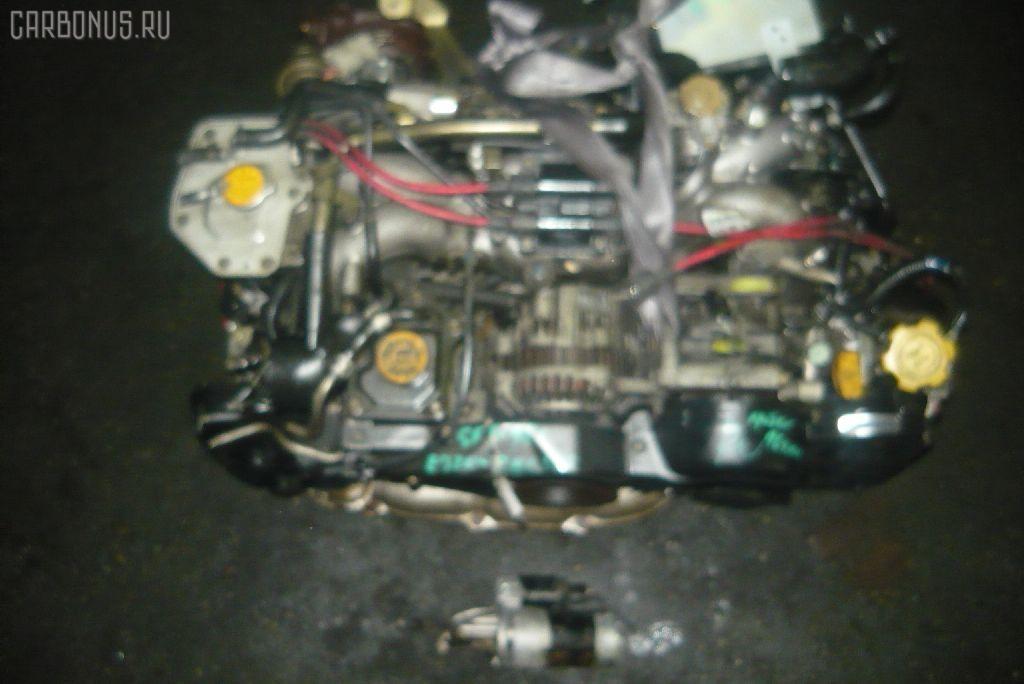 Двигатель SUBARU FORESTER SF5 EJ20G-T. Фото 6