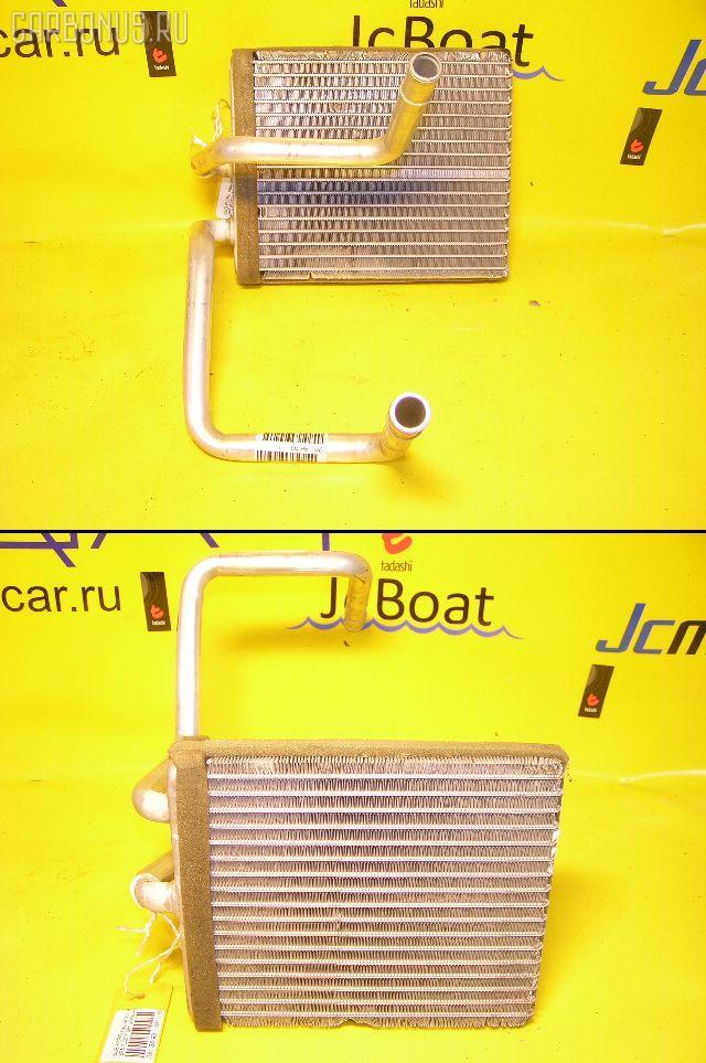 Радиатор печки SUBARU FORESTER SF5 EJ20-T. Фото 2