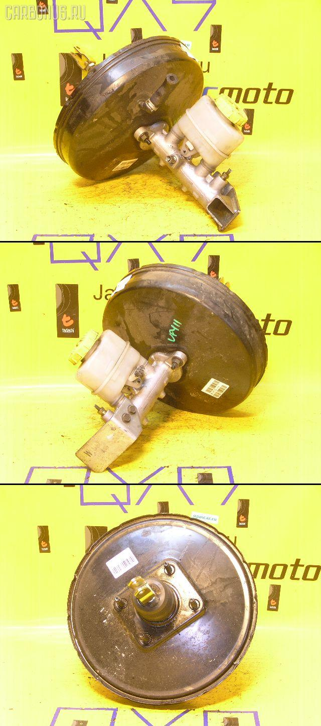 Главный тормозной цилиндр NISSAN AD VAN VFY11 QG15DE. Фото 4