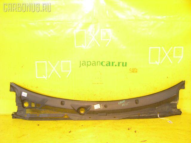 Решетка под лобовое стекло NISSAN AD VAN VHNY11. Фото 1