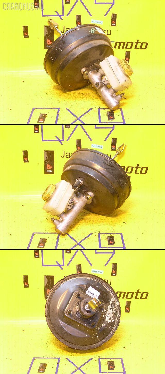 Главный тормозной цилиндр SUBARU LEGACY LANCASTER BH9 EJ25. Фото 8