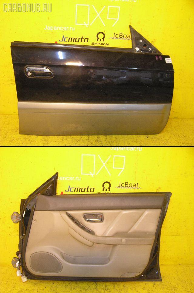 Дверь боковая SUBARU LEGACY LANCASTER BH9. Фото 2