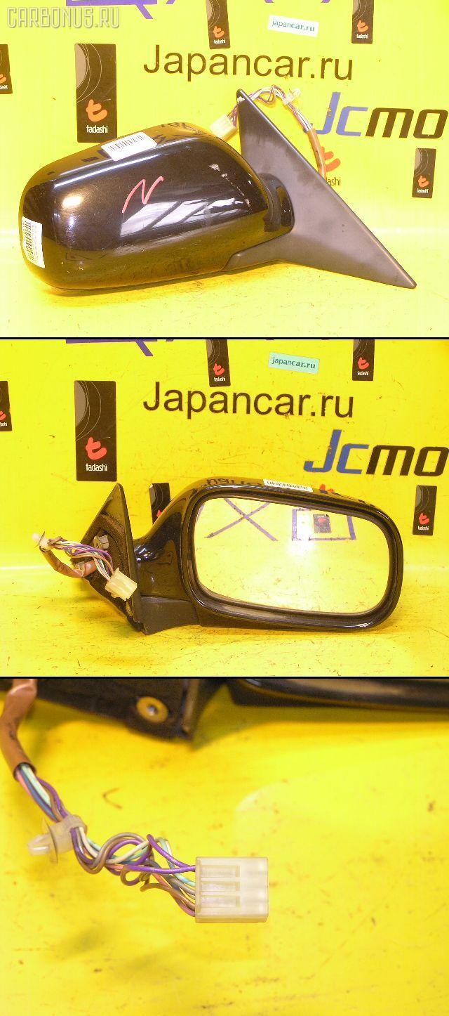 Зеркало двери боковой SUBARU LEGACY LANCASTER BH9. Фото 8