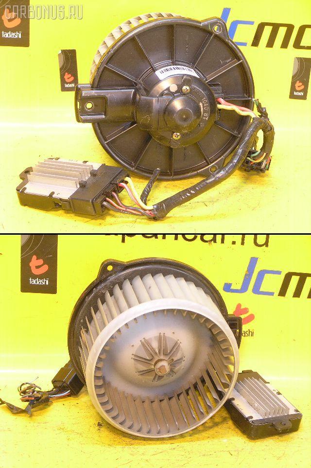 Мотор печки SUBARU LEGACY LANCASTER BH9. Фото 2