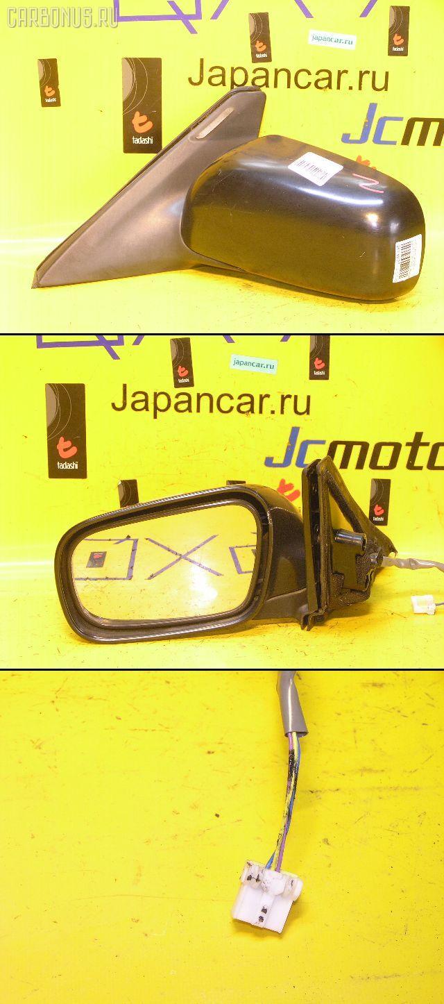 Зеркало двери боковой NISSAN EXPERT VW11. Фото 3