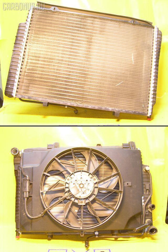 Радиатор ДВС MERCEDES-BENZ C-CLASS W202.026 112.910. Фото 2