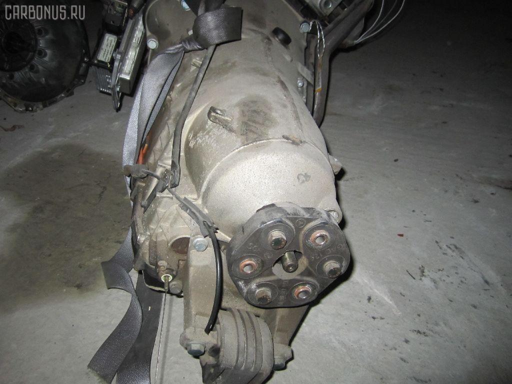КПП автоматическая MERCEDES-BENZ C-CLASS W202.020 111.945. Фото 1