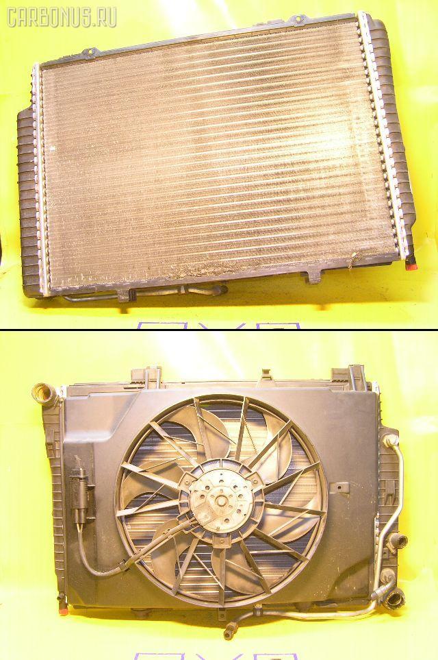 Радиатор ДВС MERCEDES-BENZ C-CLASS W202.026 112.910. Фото 3