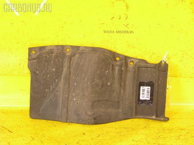 Защита двигателя TOYOTA OPA ZCT10 1ZZ-FE. Фото 1