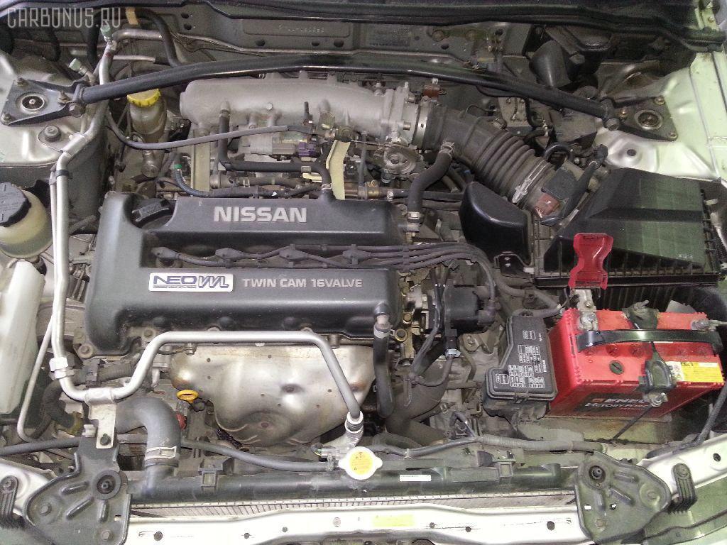 Подушка двигателя NISSAN WINGROAD WPY11 SR20VE Фото 4
