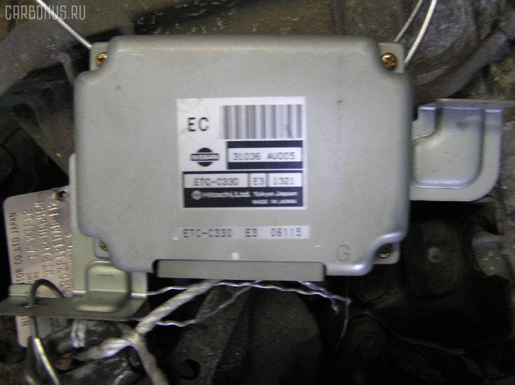 КПП автоматическая NISSAN PRIMERA WAGON WTP12 QR20DE. Фото 9