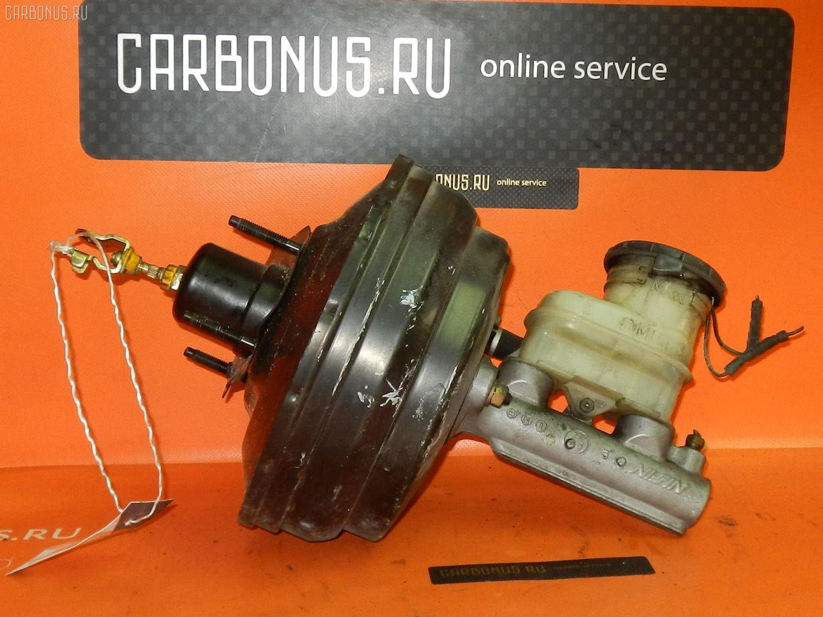 Главный тормозной цилиндр ISUZU GEMINI MJ4 D15B Фото 1