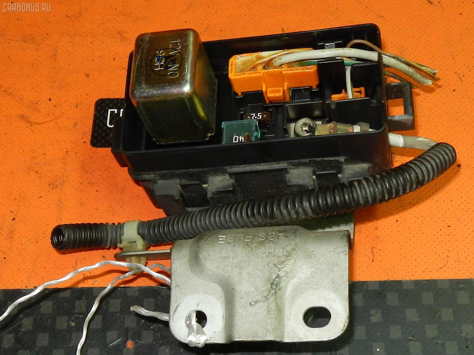 Блок предохранителей ISUZU GEMINI MJ4 D15B Фото 1