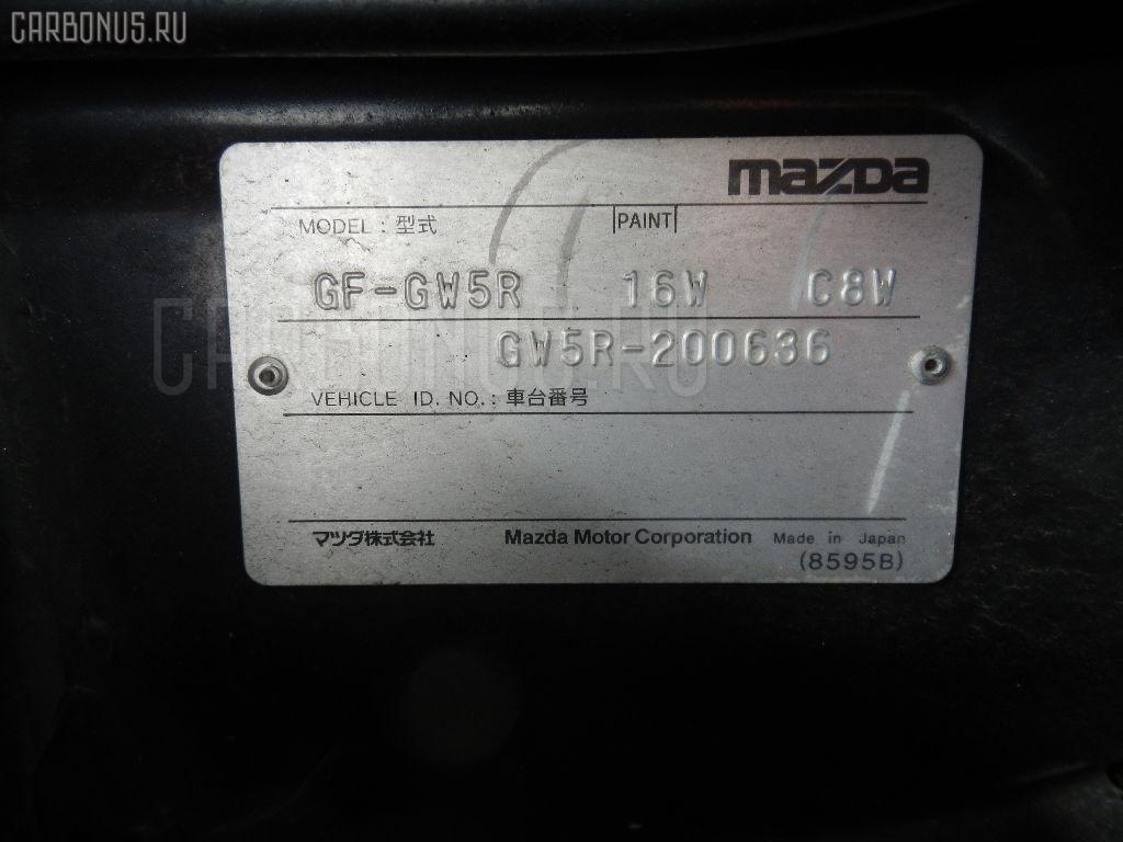 Переключатель поворотов MAZDA CAPELLA WAGON GW5R Фото 6