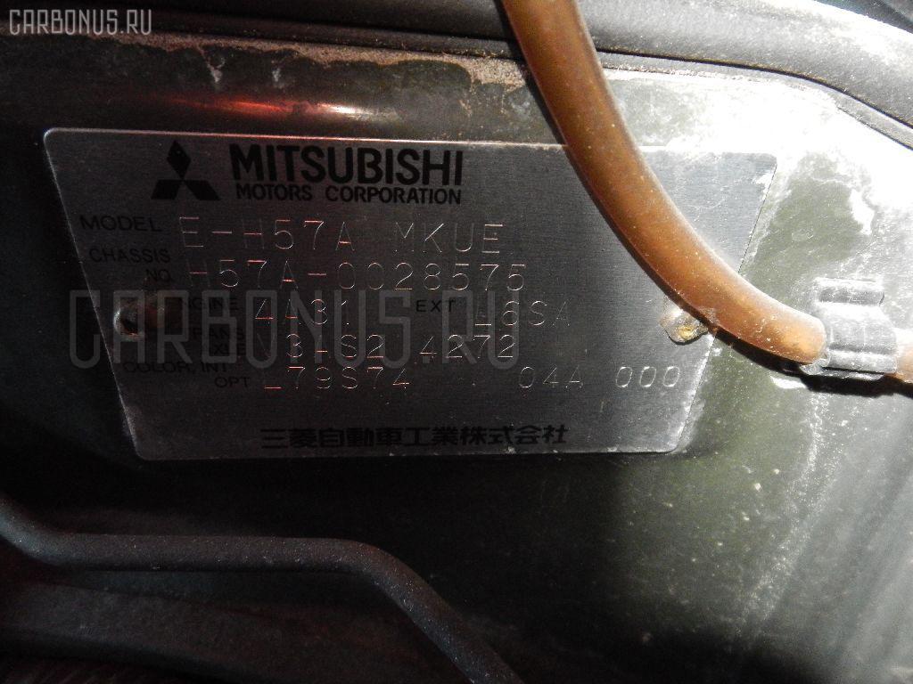 Блок управления климатконтроля MITSUBISHI PAJERO JUNIOR H57A 4A31 Фото 6