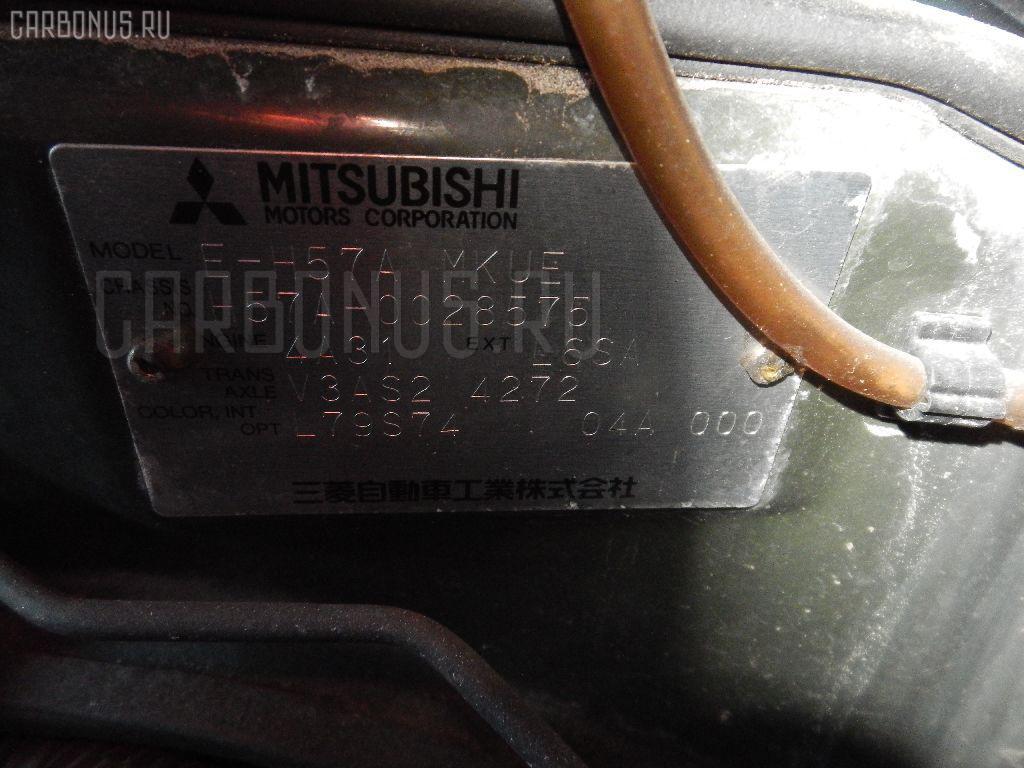 Радиатор кондиционера MITSUBISHI PAJERO JUNIOR H57A 4A31 Фото 6