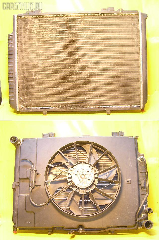 Радиатор ДВС MERCEDES-BENZ E-CLASS W210.061 112.911. Фото 4